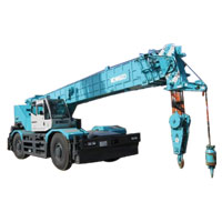 Kobelco Crane