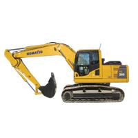 Komatsu PC200 - Crawler Excavator (Rental)