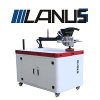 LANUSS Manual Deburring Machine
