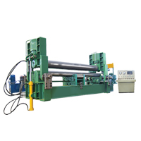 Large Heavy Duty Roll Forming Machine