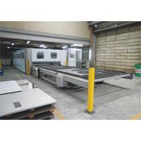 Laser Cut 6 Meter Machine