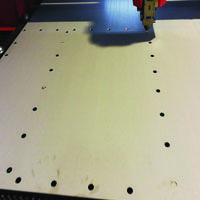 Laser Cutting EG Plate