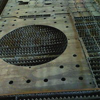 Laser Cutting Mild Steel