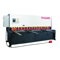 LFK CNC Hydraulic Guillotine Shear
