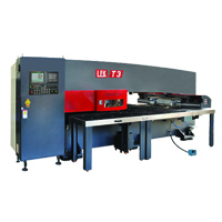 LFK CNC Hydraulic Turret Punch Press