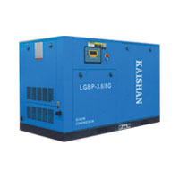 LG Series Screw Compressors 7.5Kw-250Kw (ISO)
