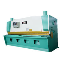LIWANG Hydraulic Guillotine Beam Shears