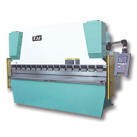 LIWANG NC Hydraulic Press Brake