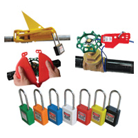 Lockout & Tagout Equipment