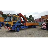 Lorry Crane 10T-25T