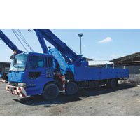 Lorry Cranes (Range From 5Ton - 20Ton)