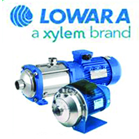 Lowara Close-Coupled End Suction Pump