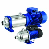 Lowara Horizontal Multistage Pump