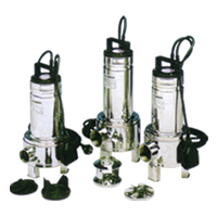 Lowara Stainless Steel Submersible Pumps