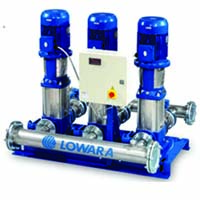 Lowara Variable Speed Drive Pumpset