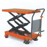 LTD Series (Manual Double Scissor Lift Table)
