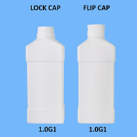Lubricant & Chemical Bottle