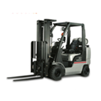 LX Series LPG/Petrol Forklift