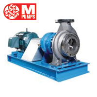 M PUMPS Magnetic-Driven Metallic And Non-Metallic Pumps
