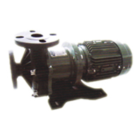 Magnetic Drive Sealless Pump