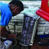 Maintenance Service Chiller System JB