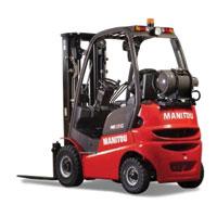 MANITOU Industrial Forklift MI 15 G