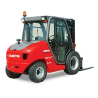MANITOU Industrial Forklift MSI 25