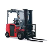 MANITOU Masted Forklift Truck ME 425C