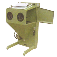 Manual Blasting Machine - Model: KOMPAC 750