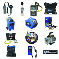 Mastercool HVAC Tools & Instruments