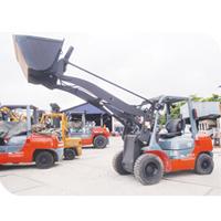 Material Handing Equipment