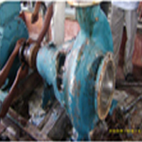 Mechanical Seal Pump Repairing