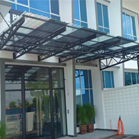 Metal Deck Roof