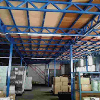 Metal Trusses Structural Platform