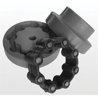 MH Rubber Coupling