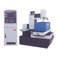Middle Speed EDM Wire Cutting Machine