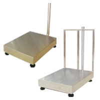 Mild Steel & Stainless Steel Platform