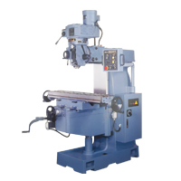 Milltech Milling Machine