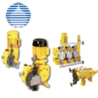 Milton Roy Chemical Dosing Pumps