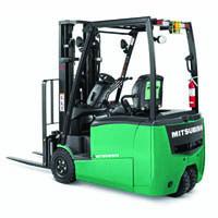 Mitsubishi Forklift Rental