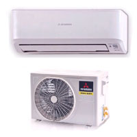 MITSUBISHI SINGLE SPLIT AIR-CONDITIONER(CRR/CR SERIES)