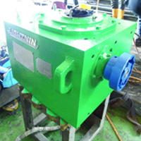 Mixer Gear Box & Repair