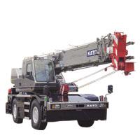 Mobile Crane Rental