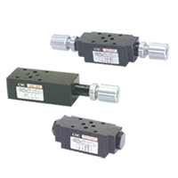 Modular Control Valves Series