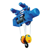 Monorail Wire Rope Hoist