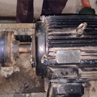 Motor Repair At Venice Hill Condo