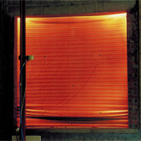 Motorised Fire Rated Operation Roller Shutters
