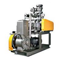 MS Rotary Vane Vacuum Pump System