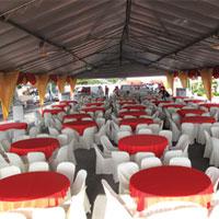 Multi Tent High Bar Table