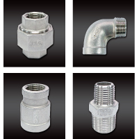 NAITO 304 Stainless Steel Pipe Fitting